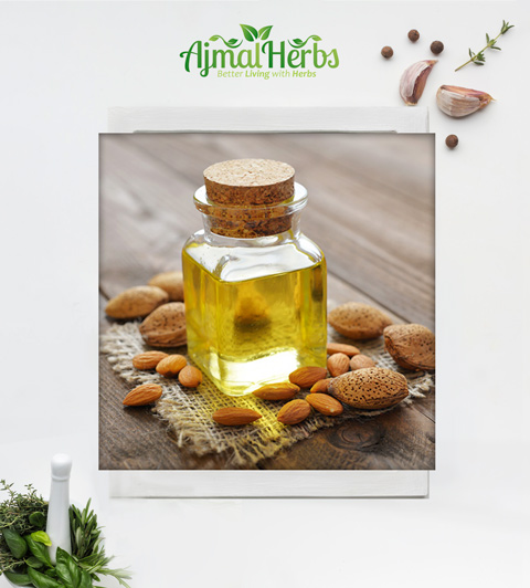 Roghan Badam (Almond Oil)