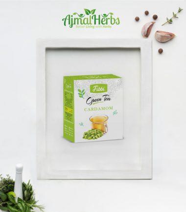 Green Tea Cardamom